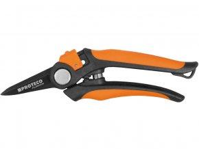 nůžky zahradnické 190mm přímé