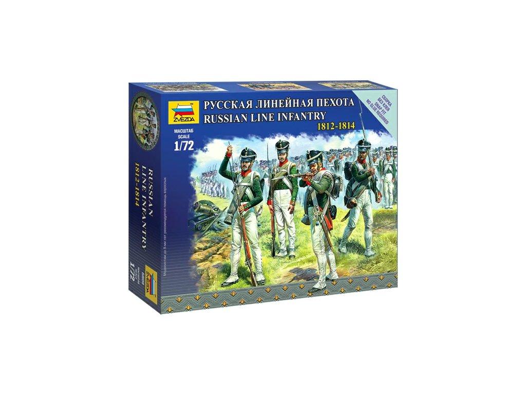 Ruská infanterie