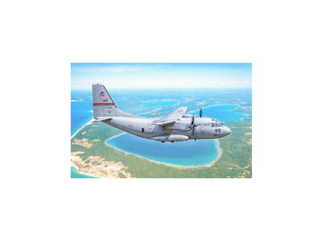 Italeri C-27A/J Spartan G.222 1:72