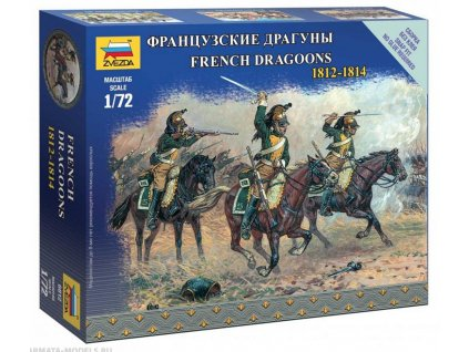 french dragoons command 2