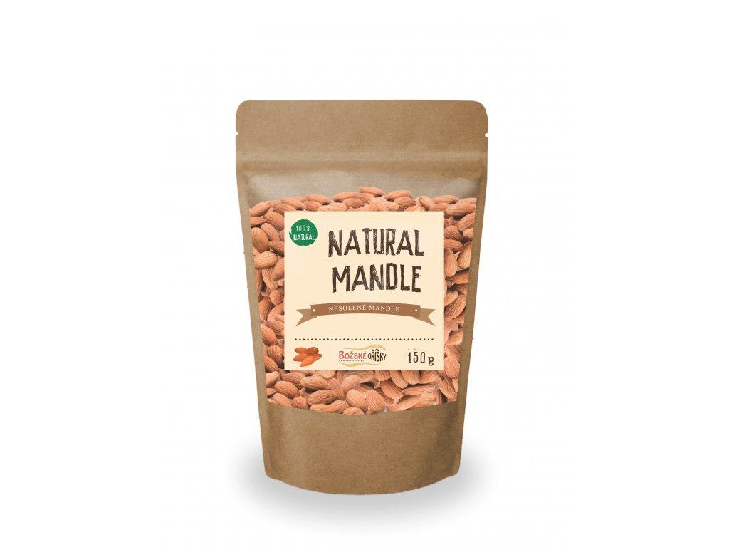 Natural Mandle 150g png
