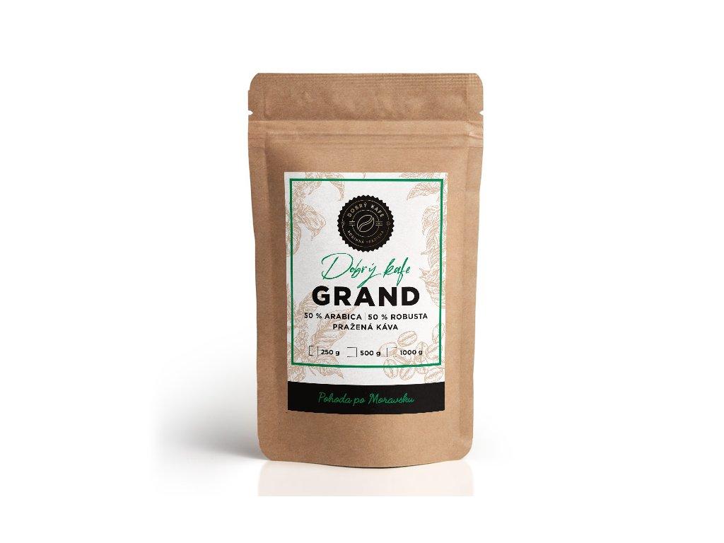 dobry kafe rodinna prazirna kava grand 2