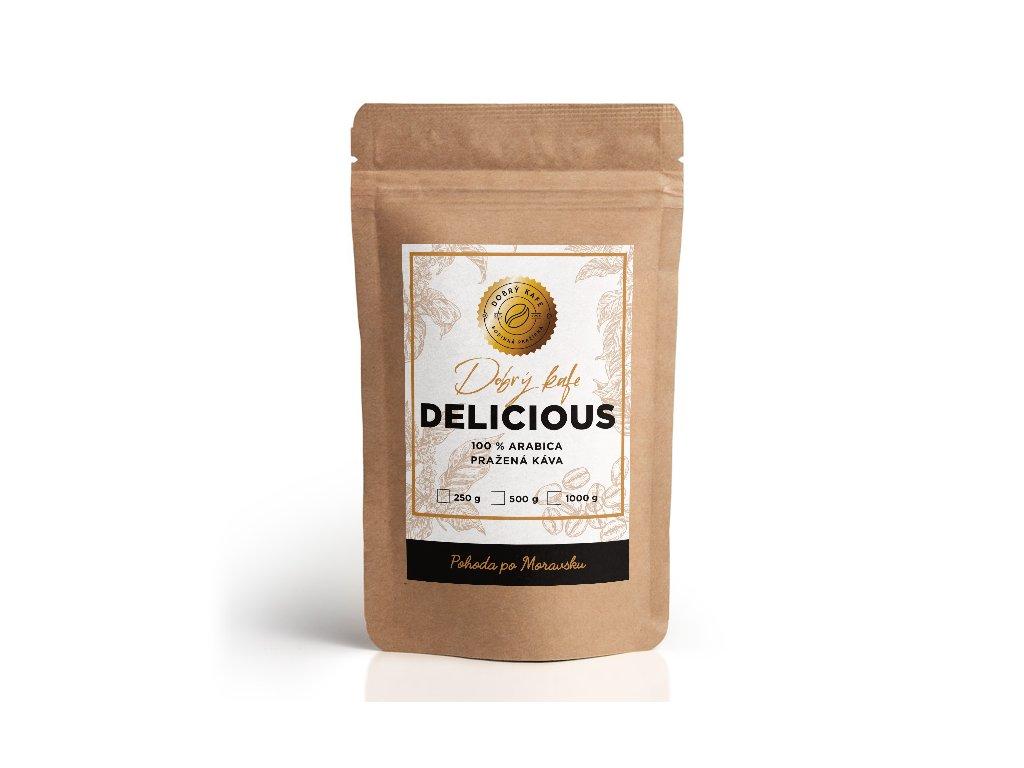 dobry kafe rodinna prazirna kava delicious