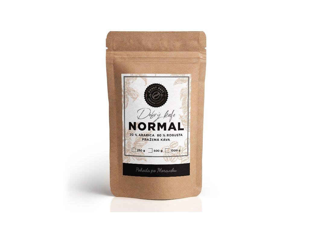 kava normal dobry kafe rodinna prazirna