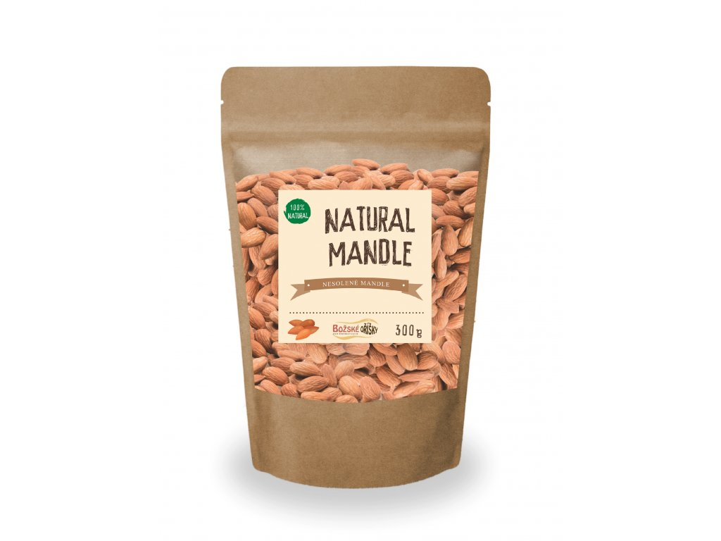 Natural Mandle 300g png
