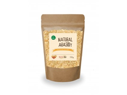 Natural Arašídy 150g png