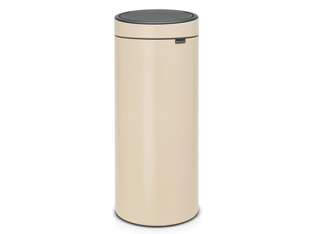 Touch Bin New, 30L Almond 8710755115042 Brabantia 96dpi 1000x1000px 7 NR 13360