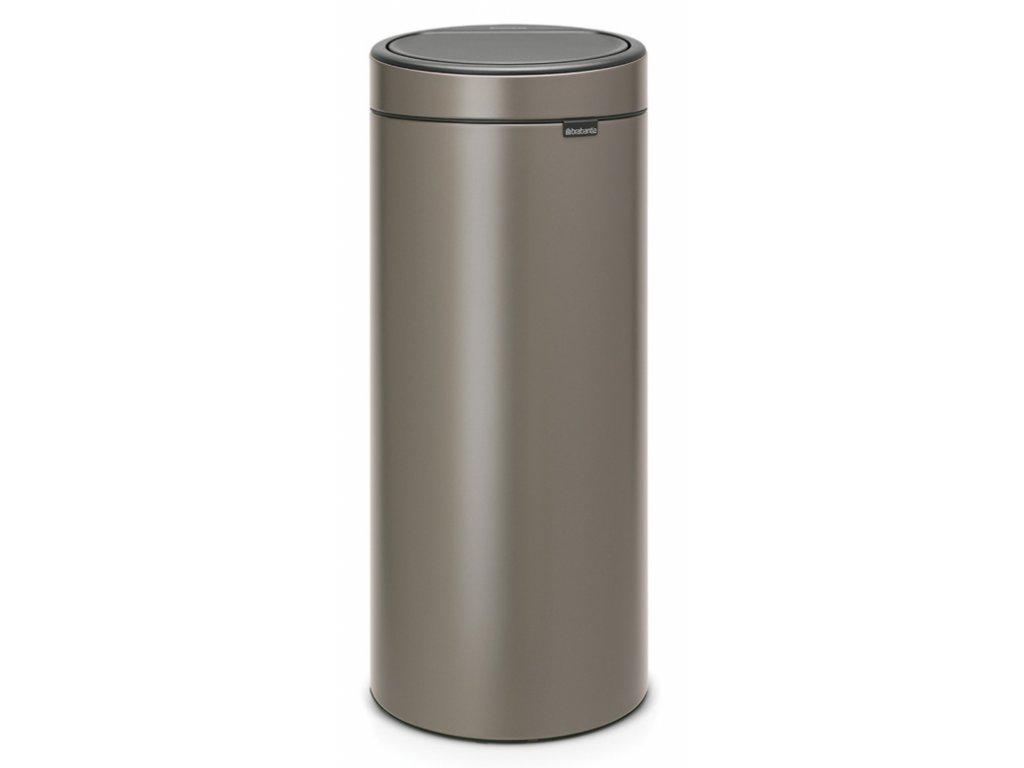 Touch Bin New, 30L Platinum 8710755115363 Brabantia 96dpi 1000x1000px 7 NR 13397