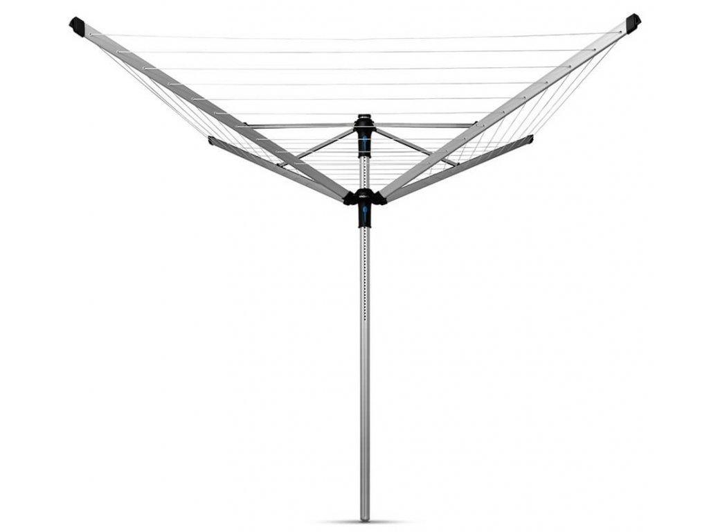 Zahradní sušák Lift-O-Matic Advance 50m plastový stojan