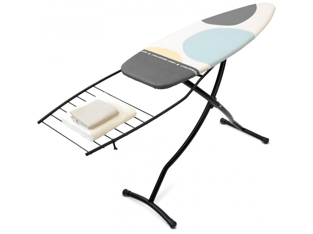 Ironing Board D, 135x45cm + Linen Rack Spring Bubbles 8710755134807 Brabantia 96dpi 1000x1000px 7 NR 19938