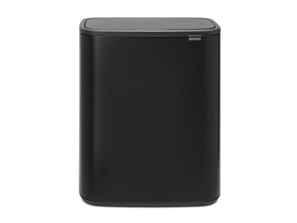 BO Touch Bin 60L černá