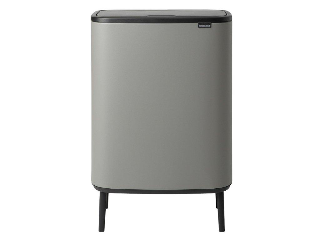 BO Touch Bin 2x30L HI minerální šedá