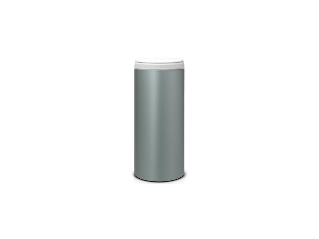 Flipbin 30L metalická mátová
