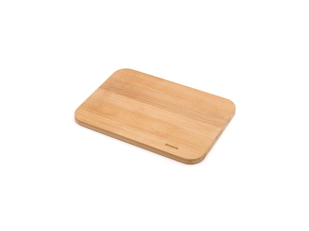 Dřevěná krájecí deska medium