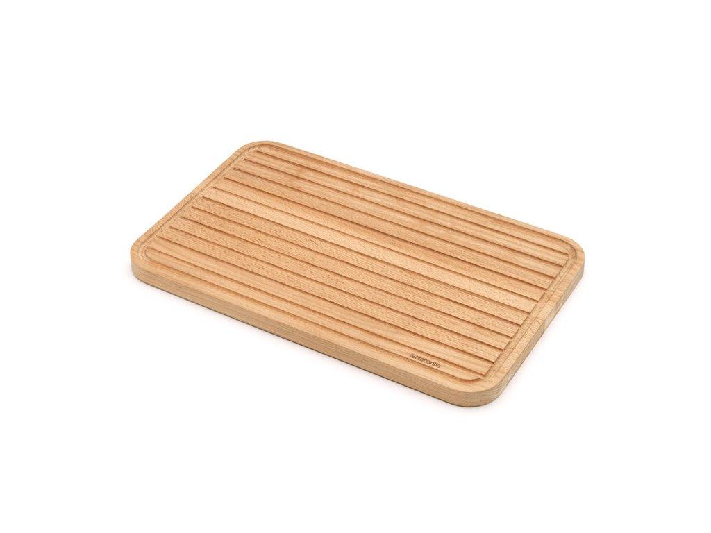 Dřevěná krájecí deska na chléb