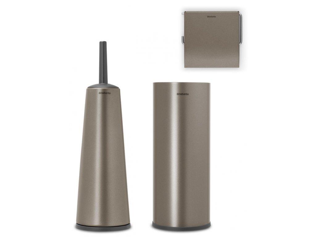 ReNew Toilet Accessory Set of 3 Platinum 8710755280641 Brabantia 96dpi 1000x1000px 7 NR 21497