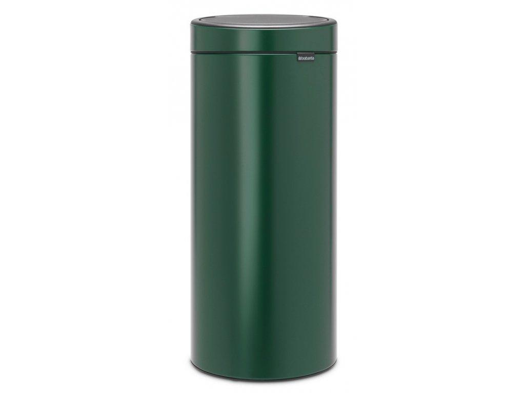 Touch Bin New, 30L Pine Green 8710755304262 Brabantia 96dpi 1000x1000px 7 NR 20944