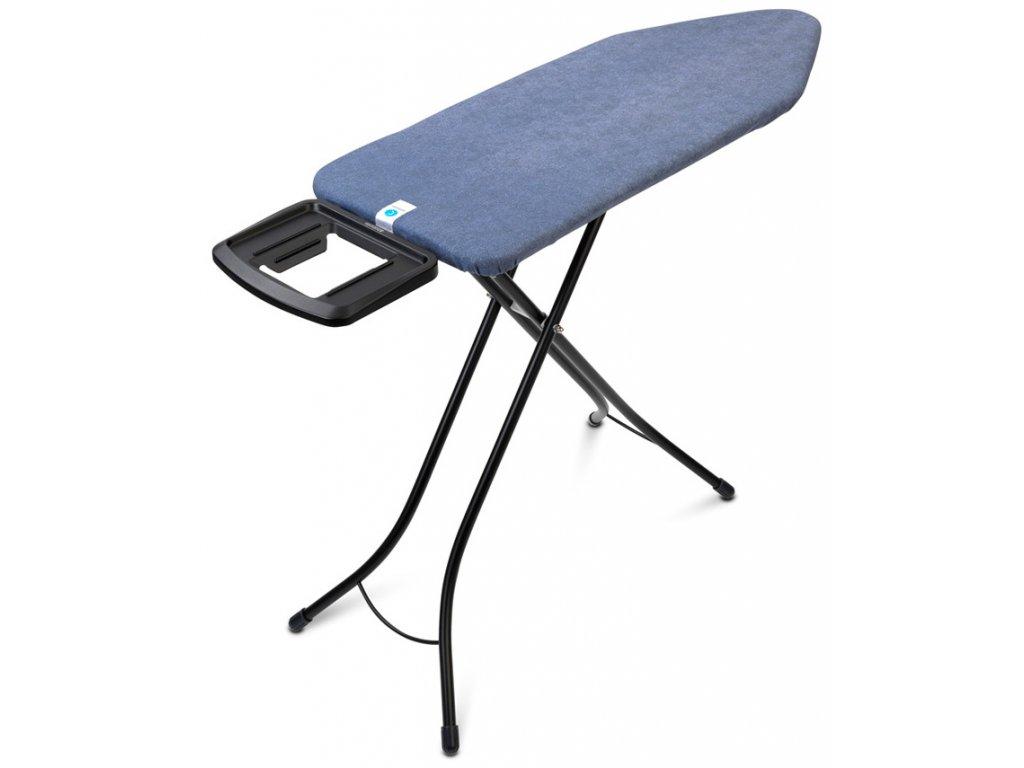 Ironing Board C, 124x45cm, SSIR Denim Blue 8710755134524 Brabantia 96dpi 1000x1000px 7 NR 19920