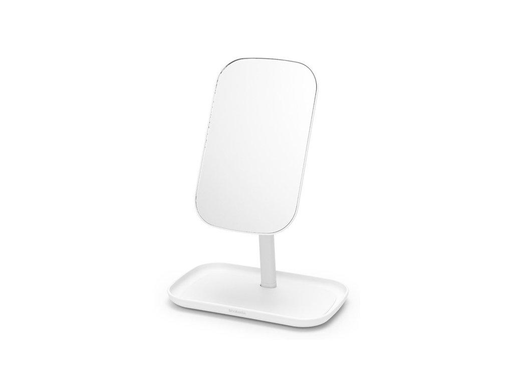ReNew Mirror with Storage Tray White 8710755280726 Brabantia 96dpi 1000x1000px 7 NR 22016