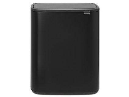 BO Touch Bin 2x30L matná černá