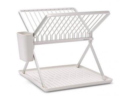 Foldable Dish Rack Light Grey 8710755139383 Brabantia 96dpi 1000x750px 7 NR 23741