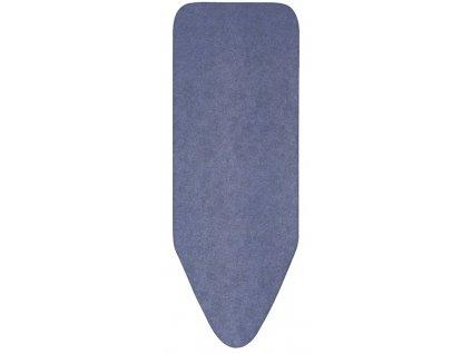 Bavlněný potah 124x45 Denim Blue