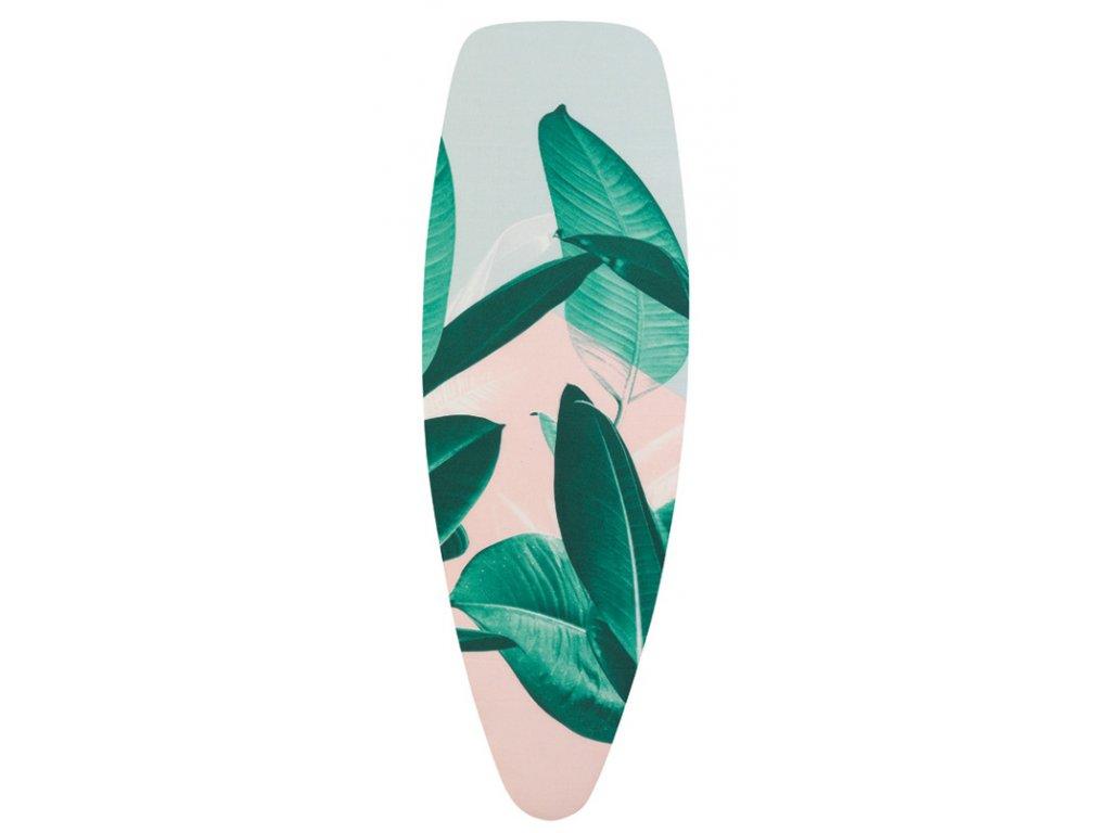 2208 bavlneny potah 135x45cm tropical leaves