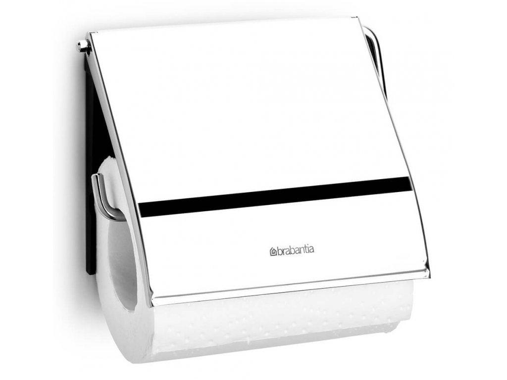239 drzak toaletniho papiru classic leskla ocel