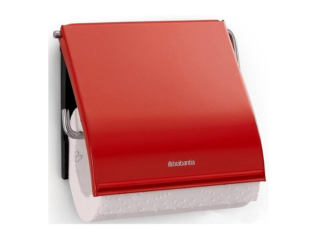 251 drzak toaletniho papiru classic zarive cervena