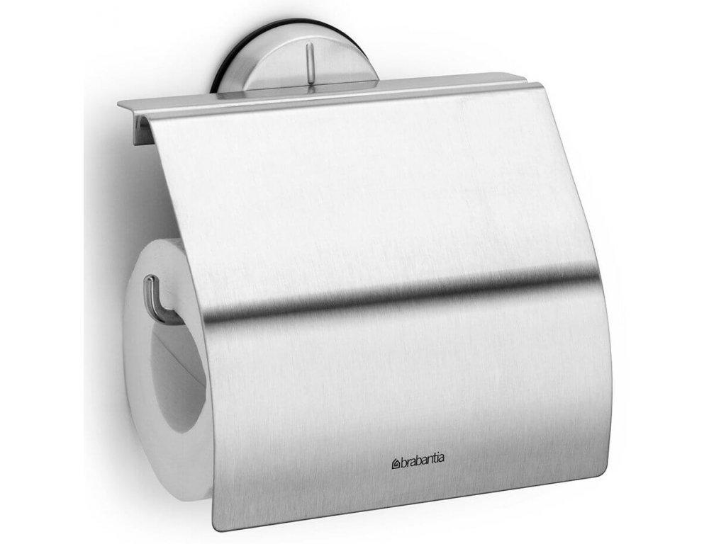 260 drzak toaletniho papiru matna ocel