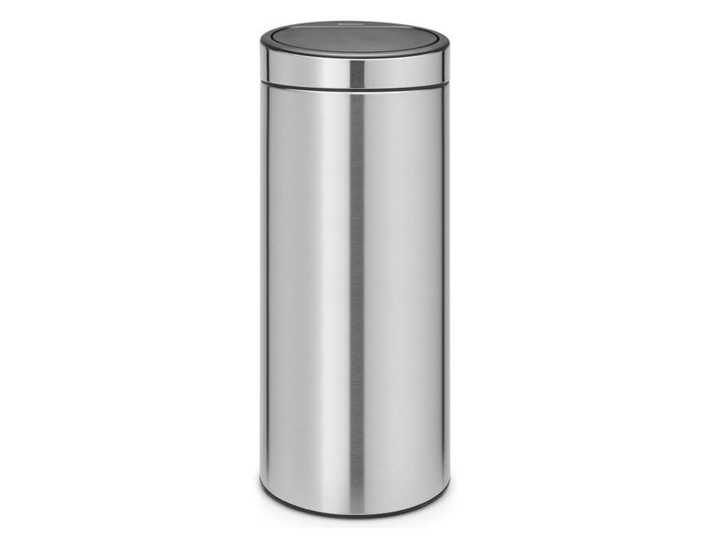 Touch Bin New 30L Matt Steel 8710755115349 Brabantia 1000x1000px 7 NR 9323