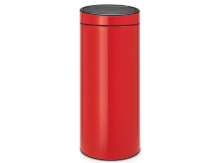 Touch Bin New 30L Passion Red 8710755115189 Brabantia 1000x1000px 7 NR 9314
