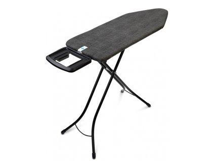 Ironing Board C, 124x45cm, SSIR Denim Black 8710755134609 Brabantia 96dpi 1000x1000px 7 NR 19924