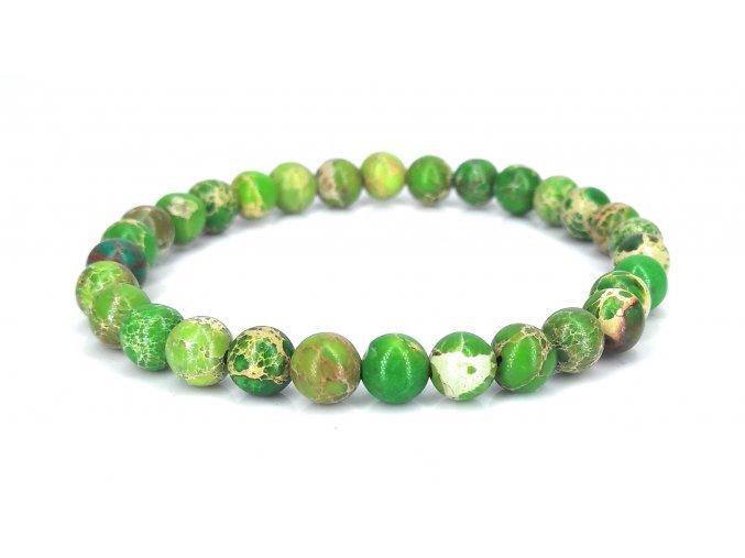Jaspis zelený