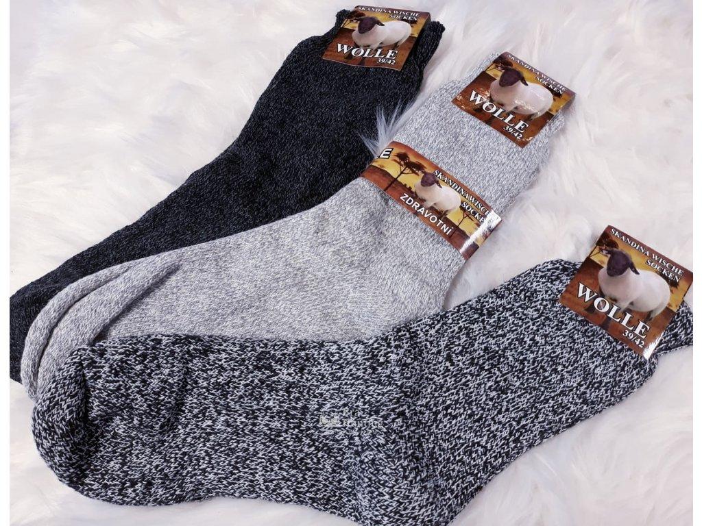 panske zdravotni skandinavske ovci ponozky