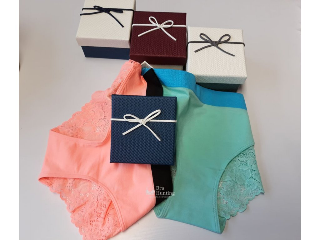 damske klasicke kalhotky darek pro zenu darkova krabicka
