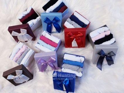 darek pro zenu bavlnene kalhotky