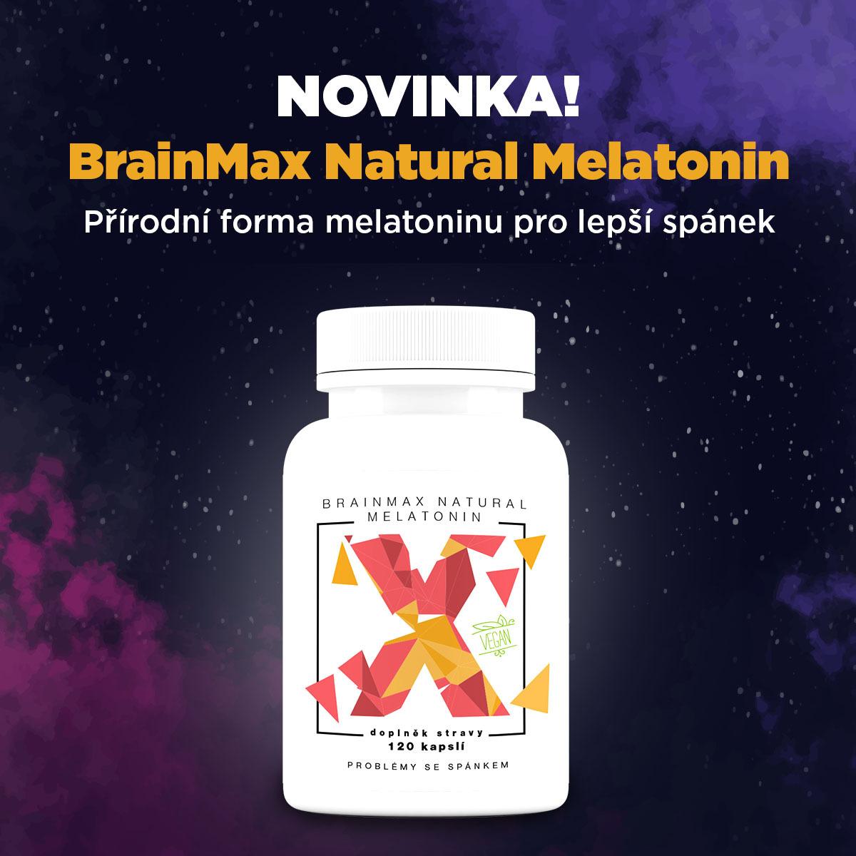 Melatonin, hormon nejen pro spánek...