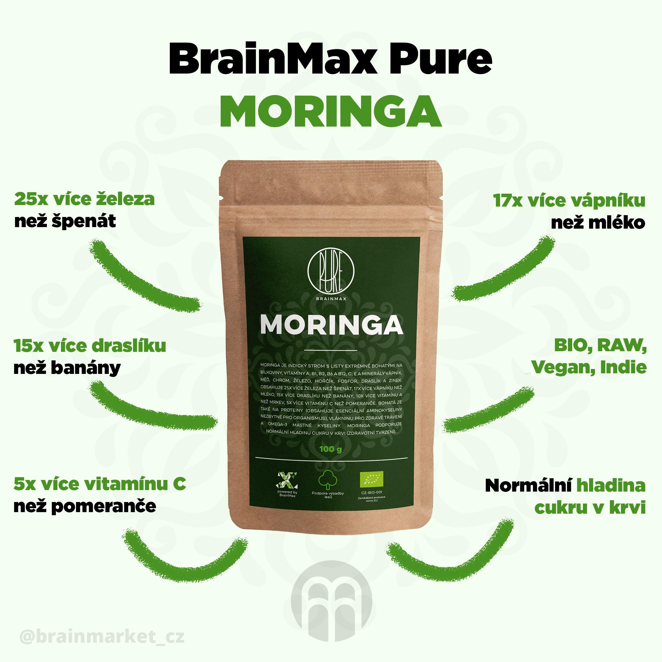 Moringa - elixír života