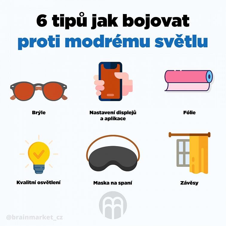 Červené brýle - módní doplněk pro podporu zdraví