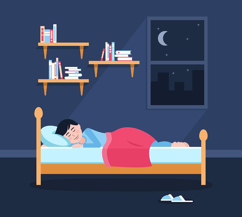 Vše, co jste chtěli vědět o spánku a báli jste se zeptat