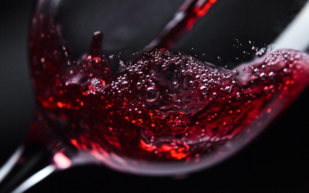 Účinky červeného vína na zdraví