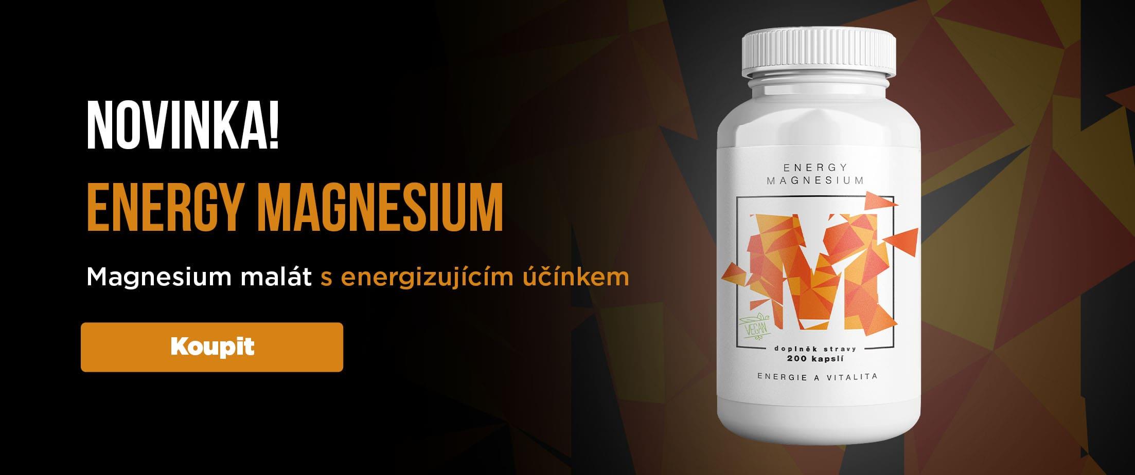 Energy magnesium