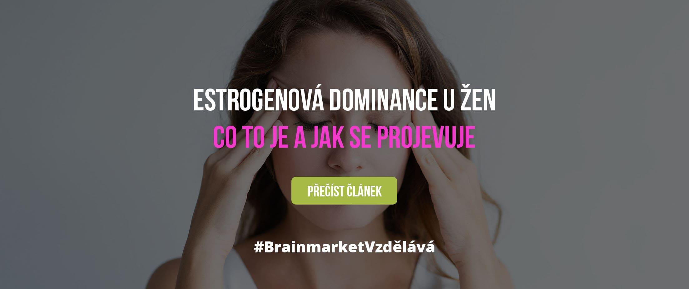 CLANEK: Estrogenova dominanec u zen