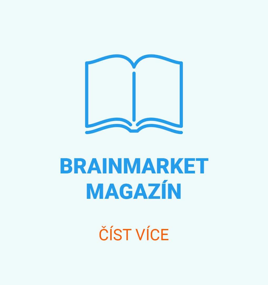 BrainMarket magazín