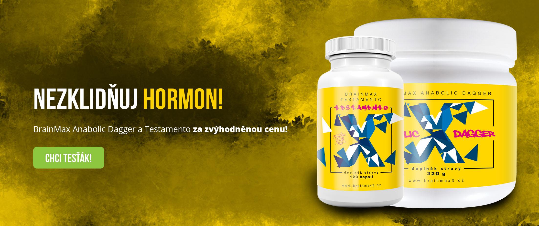 Nezklidňuj hormon!