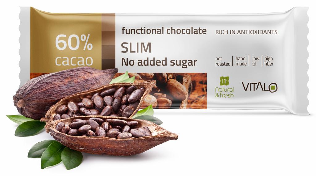 Funkční čokolády