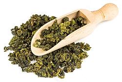 Oolong - Polofermentované čaje