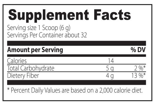 Supplement-facts-ZinoBiotic-USA