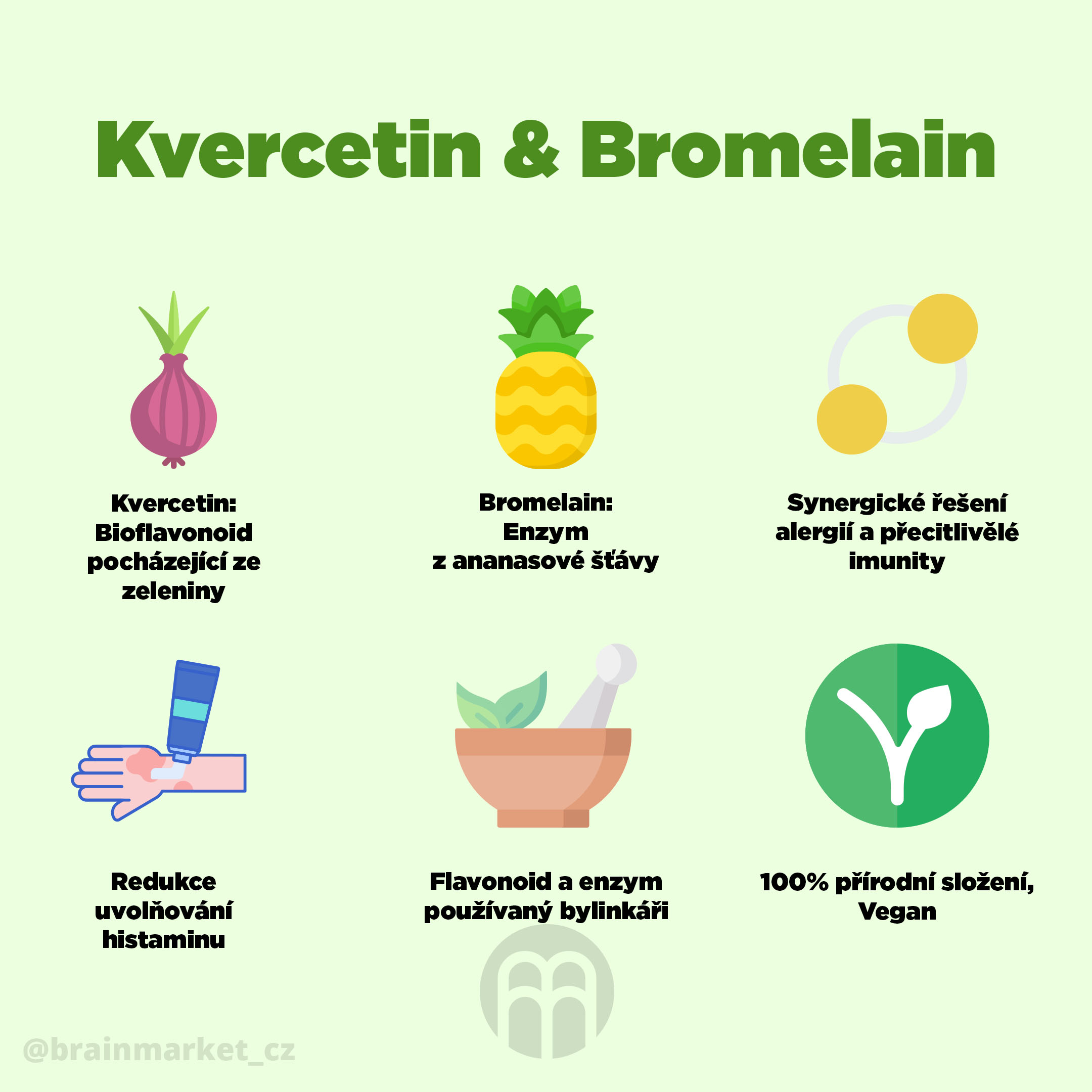 brainmax_kvercetin_a_bromelain_infografika_brainmarket_CZ